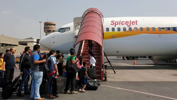 SpiceJet got a majority of airport slots vacated by Jet Airways in ...