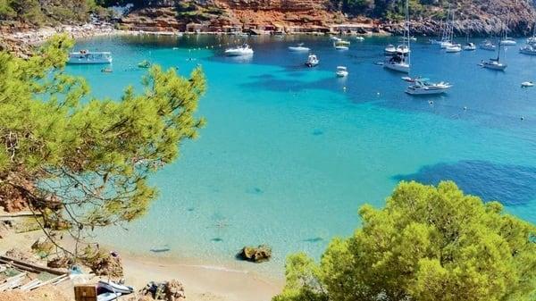 Sa Caleta in Ibiza is one of Sachin Dev Duggal's favourite destinations