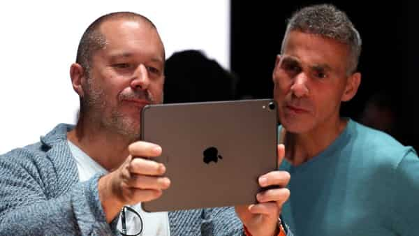 Apple's top designer Jony Ive leaves to start own firm with