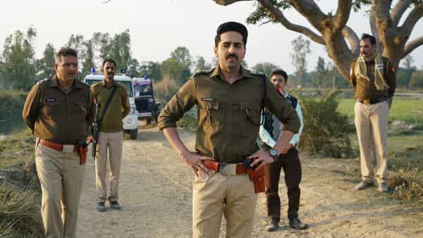 A still from 'Article 15' film.