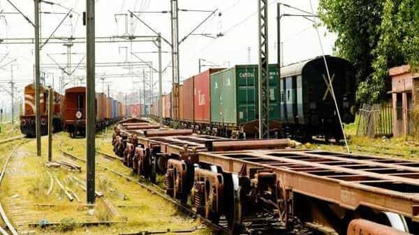 A file photo of Freight train. (Photo: Ramesh Pathania)