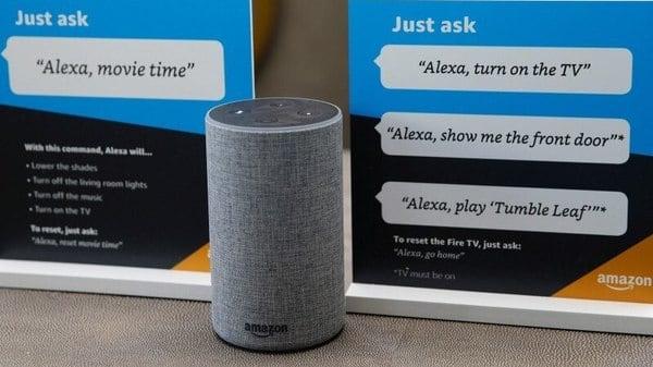 Amazon's Alexa. (Reuters)