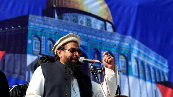 Saeed has been freed by Pakistani courts after being detained at his home several times in the past (Photo: AFP)
