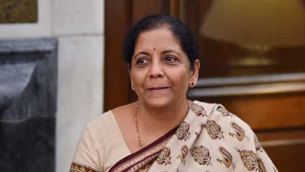 A file photo of finance minister Nirmala Sitharaman who will present her first budget on July 5. (PTI)