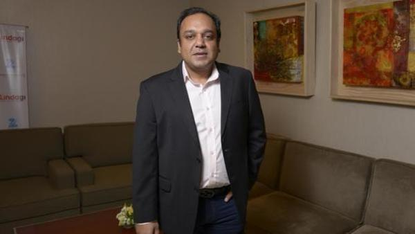 ZEEL Managing Director and CEO Punit Goenka. (Abhijit Bhatlekar/Mint)