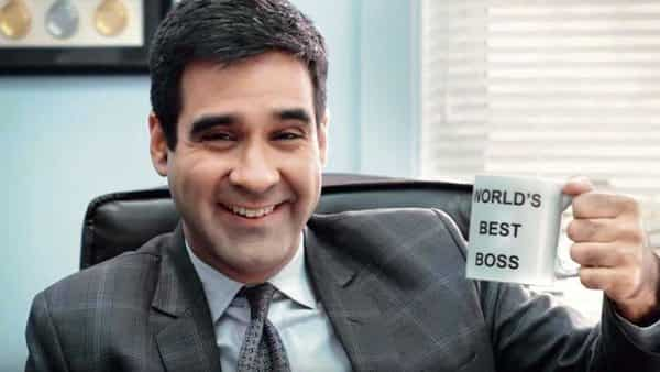 Mukul Chadda plays the boss in the Indian version of 'The Office'.