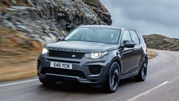 Land Rover Discovery Sport >> Land Rover Discovery Sport Gets Off Roading Features Right