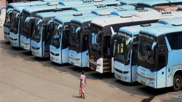MSRTC slashes fares of Mumbai-Pune bus service