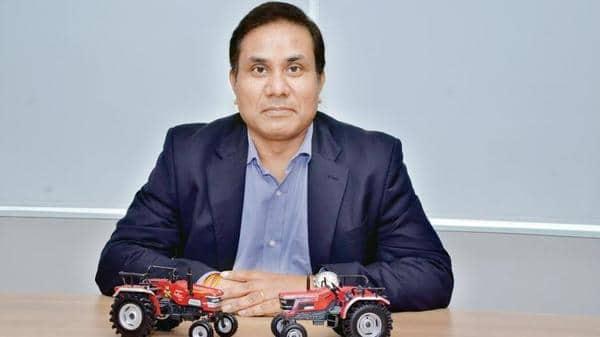 Shubhabrata Saha, chief of operations, farm division, Mahindra and Mahindra.