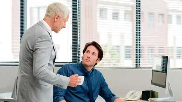 Behind a great CEO is an executive assistant