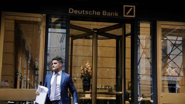 Last Sunday, Deutsche Bank kicked off yet another turnaround plan that envisaged laying off 18,000 employees across the world, including in India (Reuters file)