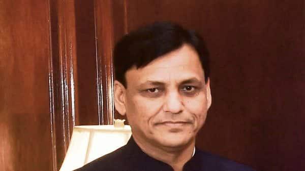 MoS for home affairs Nityanand Rai.