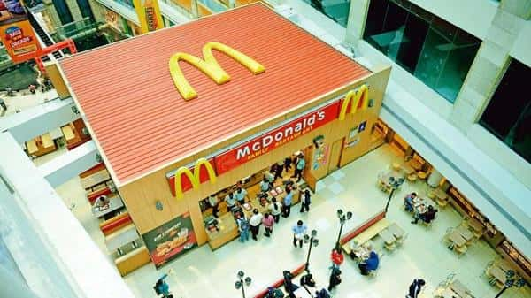 A two-member NCLAT bench was hearing an intervention appeal by HUDCO on the settlement reached between Bakshi and McDonald's