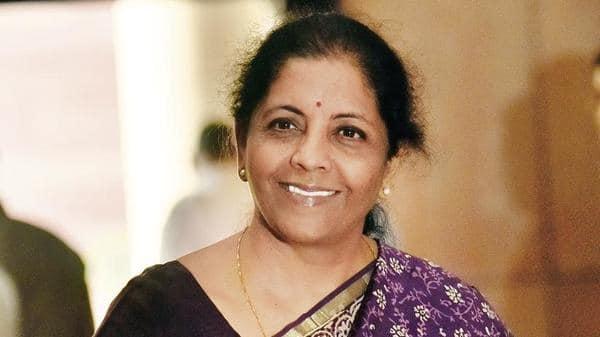 Finance minister Nirmala Sitharaman (HT file)
