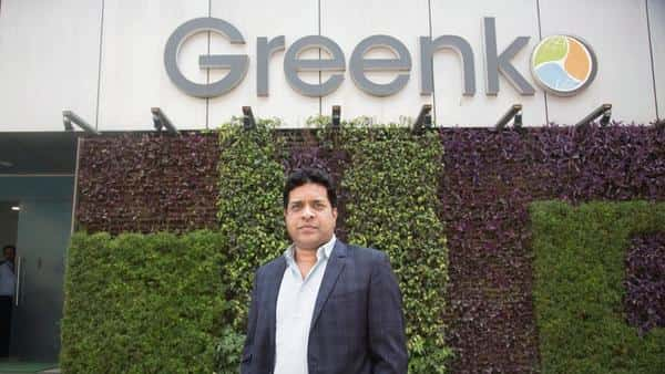 Greenko co-founder Anil Kumar Chalamalasetty