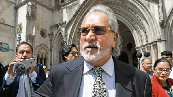 A file photo of fugitive businessman Vijay Mallya. (AP)