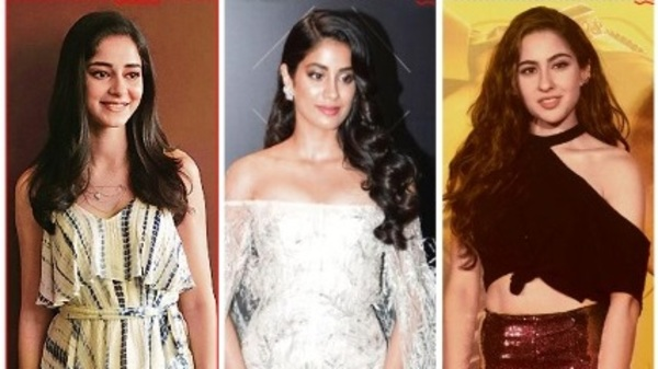 Brands are ropinginyoungsters like Ananya Panday, Jahnvi Kapoor and Sara Ali Khan for their social media influence. (HT and Getty Images)