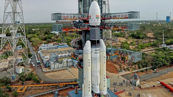 Chandrayaan 2: In Major Robotic Feat, ISRO Set to Take India on Second Moon Trip
