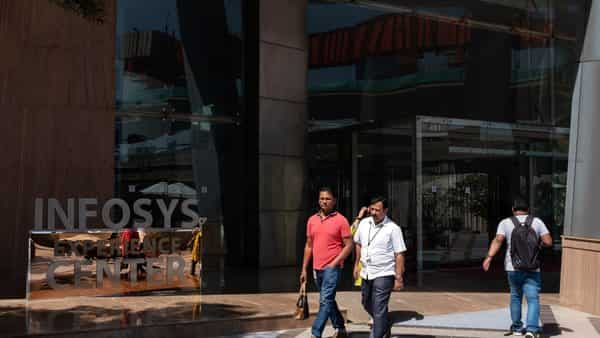Infosys share price surges on strong Q1 earnings. What brokerages say