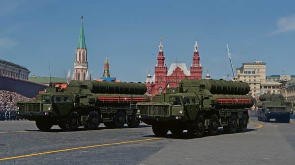 India's S-400 missile system deal signed in October is among the agreements with Russia that are cumulatively worth $10 billion.