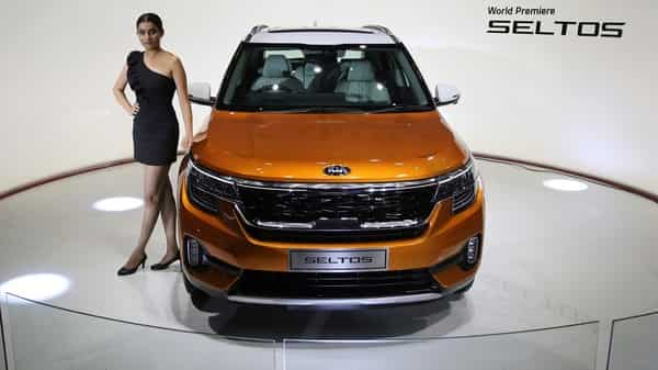 Kia Seltos bookings start in India from today