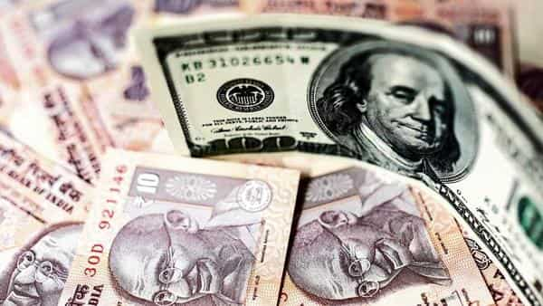 Rupee trades marginally higher against the US dollar