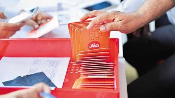 Jio pips Airtel to become No. 2 by user base
