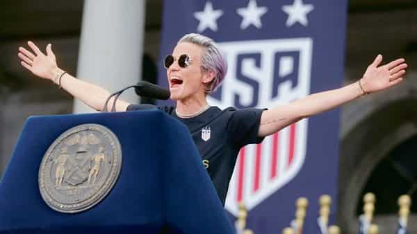 Opinion: Channel your inner rapinoe