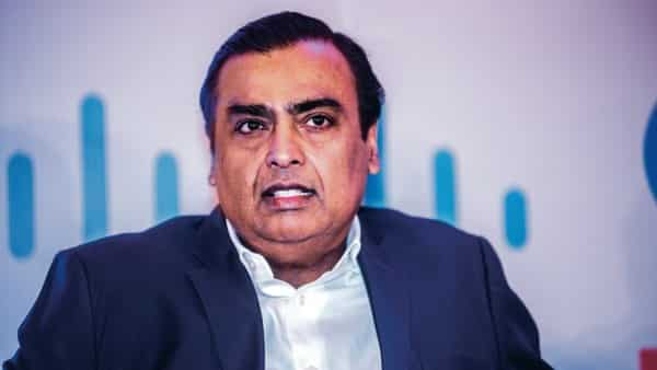 Mukesh Ambani, Chairman and Managing director of Reliance Industries.