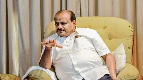Karnataka CM H.D.Kumaraswamy.