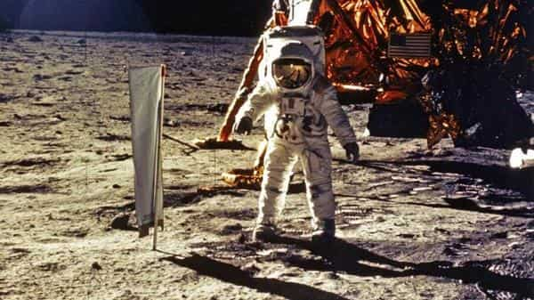 The sale marks the 50th anniversary of the 1969 moon landing. (Photo: Nasa)