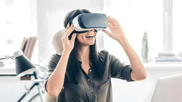 Reports suggest that even as a relatively young technology, AR has shown more promise than VR as it involves adding visual elements to the real world. (iStock)