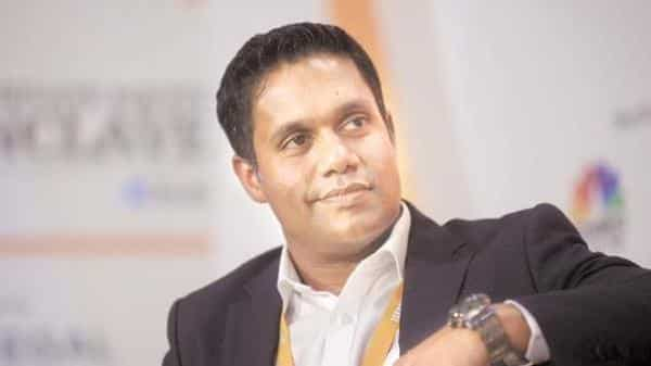 Anand Prasanna, managing partner of Iron Pillar. Photo: Mint