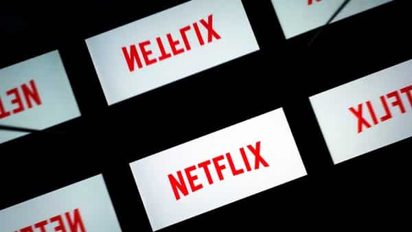 In India more people watch Netflix content on the go than anywhere else in the world, the streaming service has found (Photo: AFP)