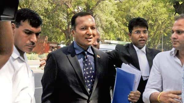 Naveen Jindal. chairman, Jindal Steel and Power.