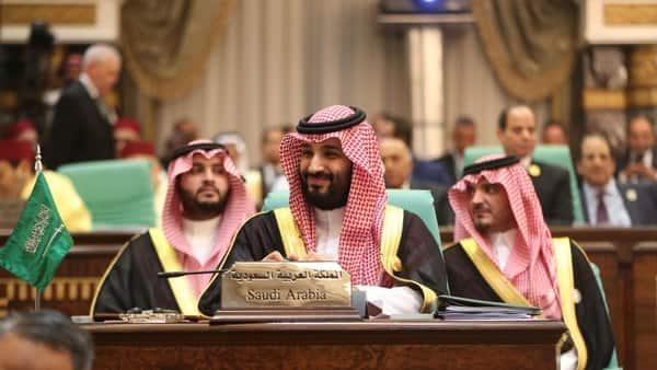 Saudi Arabia's Crown Prince Mohammed bin Salam. (AFP )