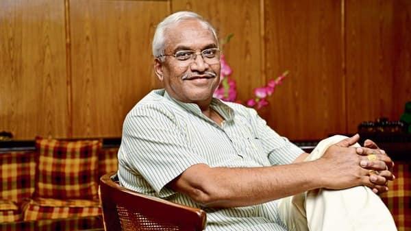 K.J. Ramesh, director general of meteorology at IMD (Photo: Ramesh Pathania )