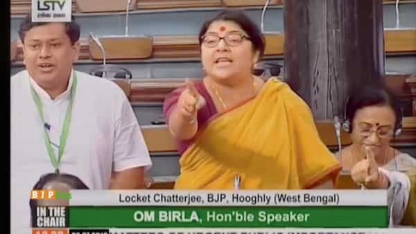 Bengal politics in focus as TMC, BJP lock horns in Lok Sabha