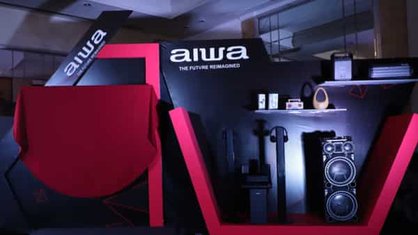 AIWA makes a comeback in the Indian market with smart TVs