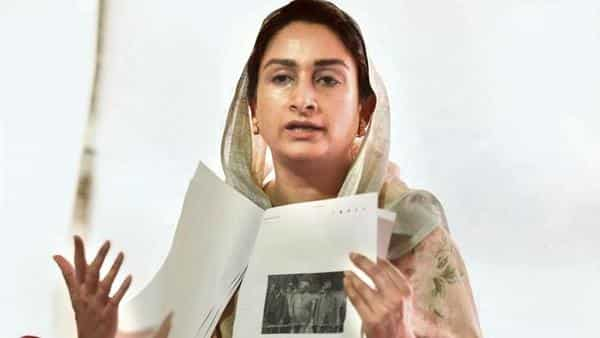 Union minister Harsimrat Kaur Badal attacked the Congress and made a reference to the 1984 anti-Sikh riots (Photo: PTI)