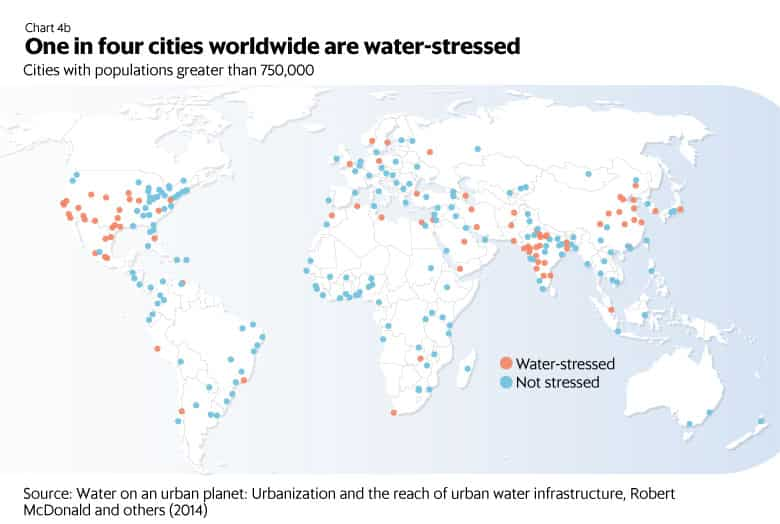 #Trending!! Which Indian city will run out of water first? 15