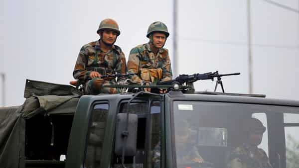 India has increased its state of alert in Kashmir, deploying an extra 10,000 security personnel and cutting short the annual pilgrimage to the Amarnath shrine. (PTI)
