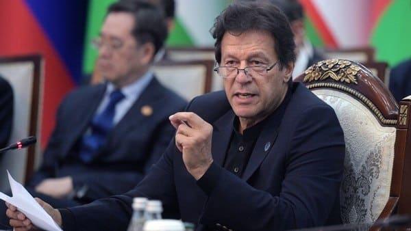 Pakistan's Prime Minister Imran Khan. (Photo: Reuters )