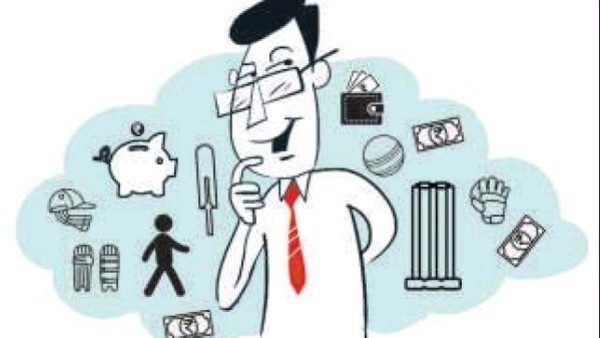 Keep a buffer for any unexpected expenses (Illustration: Shrikrishna Patkar)