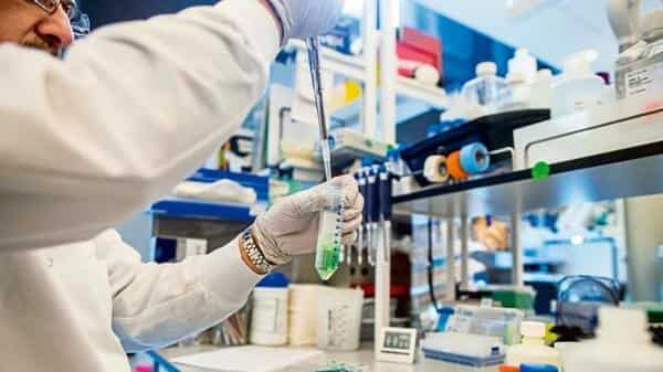 The outlook for specialty chemicals is encouraging. (Bloomberg )
