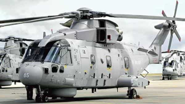 In January, 2014, India scrapped a contract with Finmeccanica's British subsidiary AgustaWestland for supplying 12 AW-101 VVIP choppers to the Indian Air Force (Reuters file)