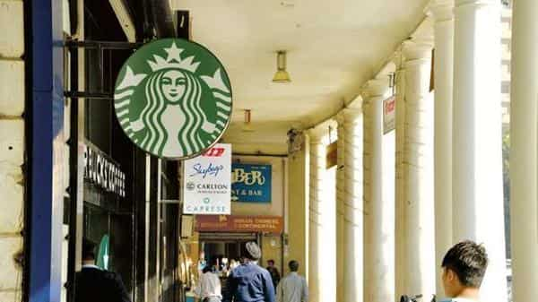 In India, Starbucks has 120 stores which is fewer than most of the 27 countries where it operates.  (Photo: Ramesh Pathania/Mint)