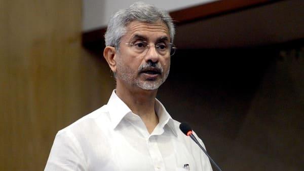 Foreign minister S Jaishankar (ANI file)