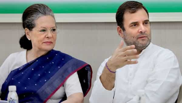 Sonia, Rahul Gandhi opt out of process to choose Congress party president