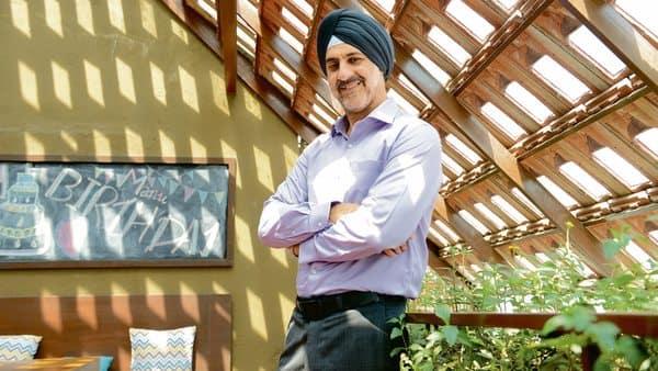 Kanwaljit Singh, managing partner, Fireside Ventures.mint